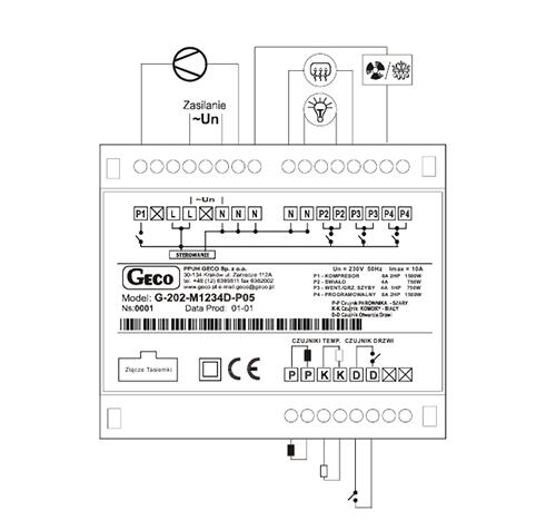 Geco G212 инструкция - фото 5