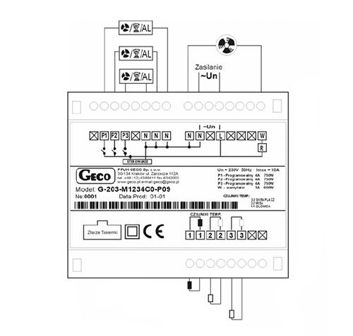 Geco G212 инструкция - фото 6